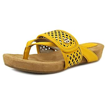 Giani Bernini Womens Releigh Open Toe Casual Slide Sandals