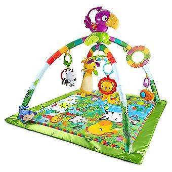 Fisher Price Rainforest  3-in-1 Melodies & Lights Deluxe Gym