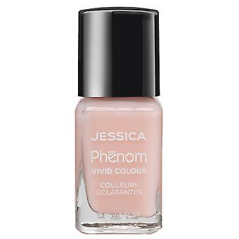 Jessica Phenom Vivid Colour Sheer Showstopper Colour Weekly Nail Polish Collection - Pink A Boo 15mL