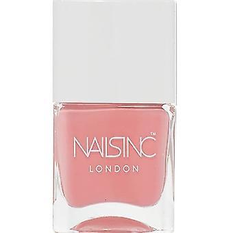 Nails inc Long Wear High Shine Pastel Nail Polish - Chelsea Lane (9233) 14ml