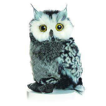 Aurora 9-inch Great Horned Owl