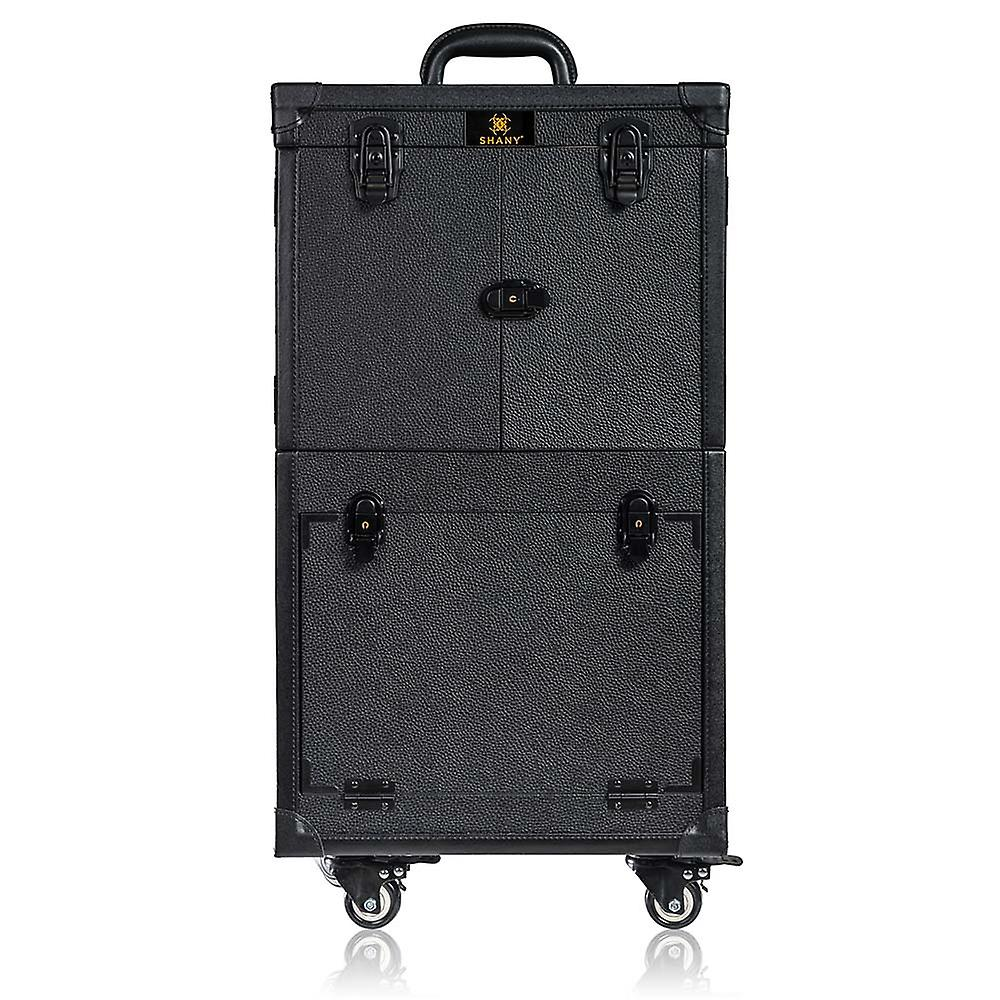 SHANY REBEL Makeup Artists Multifunction Cosmetics Trolley Train Case