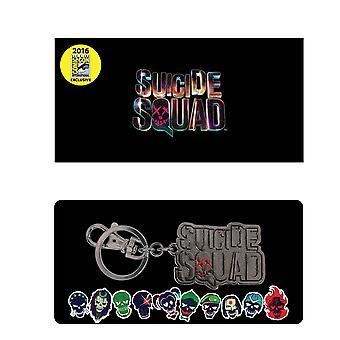 DC Comics Killer Croc Suicide Squad Pewter Lapel Pin Action Figure Monogram International 45682