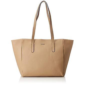 Joop! Nature Grain Helena Shopper Lhz - Donna Braun Bucket Bags (Cappuccino) 15x29x49 cm (B x H T)