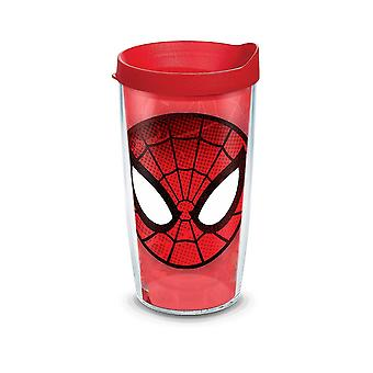 Tervis Spider-Man 16 Ounce Tumbler With Lid