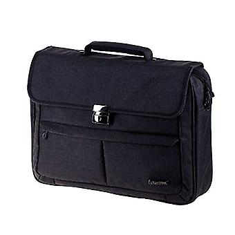Lightpak MOTION - 17&apos laptop shoulder bag; 600D polyester bag with organizer compartment