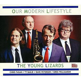Young Lizards - Our Modern Lifestyle [CD] USA import