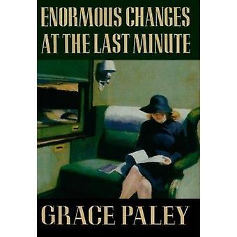 Enormous Changes at the Last Minute - Stories by Grace Paley - 9780374