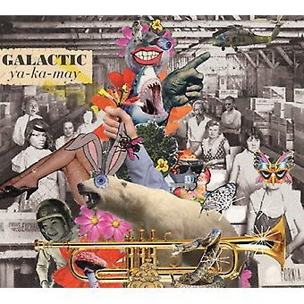 Galactic - Ya-Ka-May [Vinyl] USA import