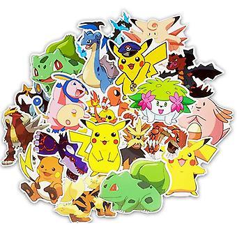 20x Stickers, Pokémon