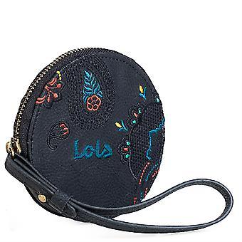 Naisten pyöreä käsi laukku Redwood malli nukke kahva 302610