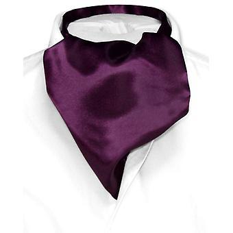Legame del collo Biagio ASCOT cravatta tinta maschile