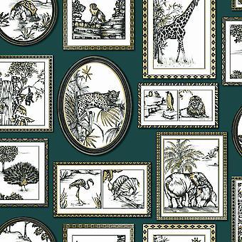 Safari frames wallpaper Holden