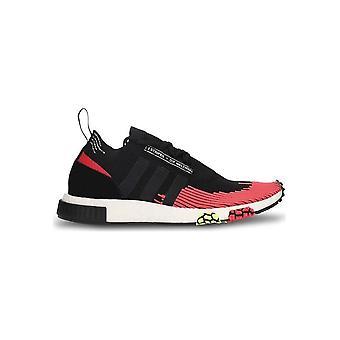 Adidas - Shoes - Sneakers - BD7728_NMD_RACER - Unisex - black,pink - UK 9.0