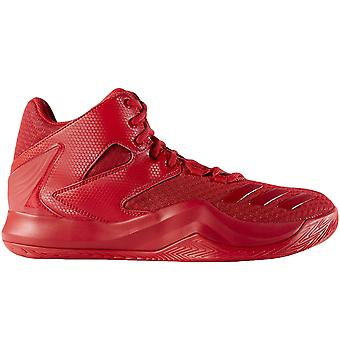 adidas Performance Mens Derrick Rose 773 V Basketball Trainers Shoes - Scarlet
