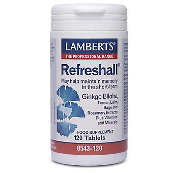Lamberts Refreshall Tablets 120 (8543-120)