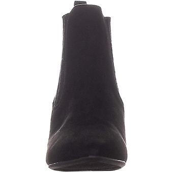 bar III B35 Elizaa Ankle Boots, Black, 6.5 US