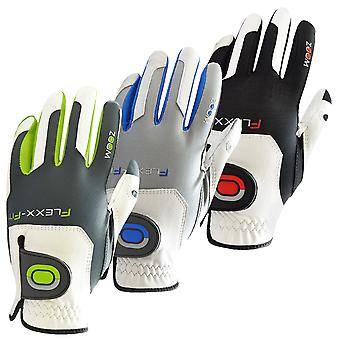 Zoom Womens Tour FlexxFit Tech Leather LH Golf Glove