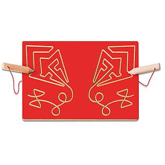 Double Handed Tracking Board - Kites Sensory Development Educational