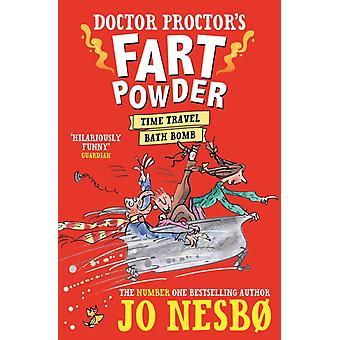 Doctor Proctors Fart Powder TimeTravel Bath Bomb by Jo Nesbo