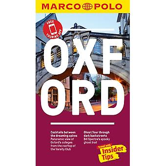 Oxford Marco Polo Pocket Travel Guide  with pull out map