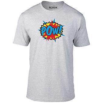 Homens ' s pow t-shirt