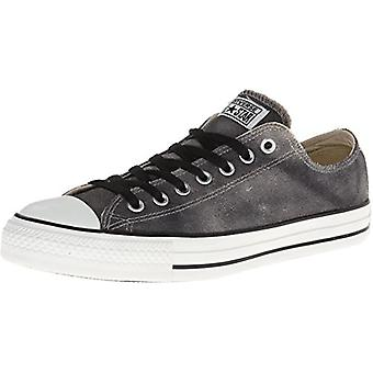 Converse Unisex Chuck Taylor? All Star? Tie Dye Suede Ox Old Silver/Black Men...