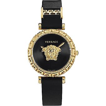 ヴェルサーチ VEDV00119 ウィメンズ&アポス;パラッツォ エンパイア ゴールド トーン 腕時計
