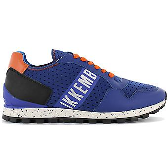 Bikkembergs Fend-er 2404 BKE109304 Men's Shoes Blue Sneakers Sports Shoes