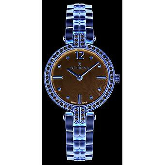Delbana - Wristwatch - Ladies - Dress Collection - 42711.617.1.512 - Montpellier