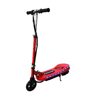 RideonToys4u 24V Electric Folding Scooter With LED Flashing Lights Red Ages 14 RideonToys4u 24V Electric Folding Scooter With LED Flashing Lights Red Ages 14 RideonToys4u 24V Electric Folding Scooter With LED Flashing Lights Red Ages 14 Rideon