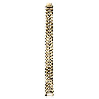 Orla Kiely Buddy Gold Stem Pattern Bracelet B4946