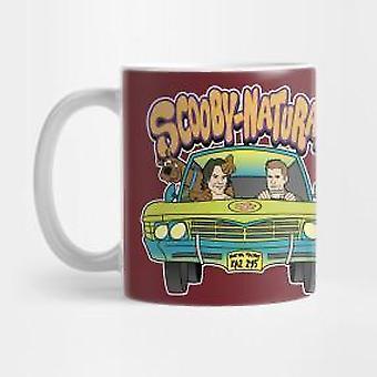Supernatural mystery machine scooby mug