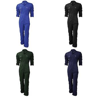 ディッキーズ レッドホーク Zip フロント定期的につなぎ服/メンズ作業服