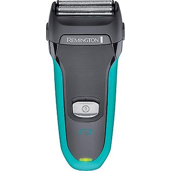 Remington Style Series F3 Dual Foil Men's Wet & Afeitadora eléctrica recargable en seco