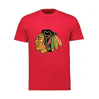 Fanatics Nhl Chicago Blackhawks Patrick Kane Player Name & Number T-shirt