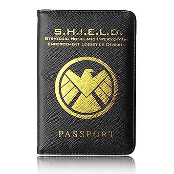 RFID Protection-Passport cover Marvel S.H.I.E.L. D