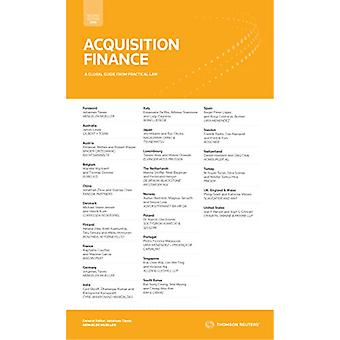 Acquisition Finance - Global Guide by Johannes Tieves - 9780414057371