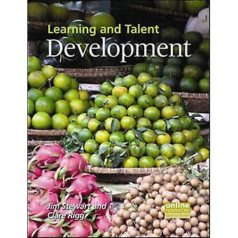 Learning and Talent Development by Jim Stewart - Clare Rigg - 9781843