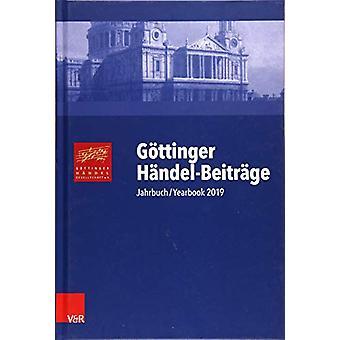 "Goettinger Handel-Beitrage - Jahrbuch/Yearbook 2019 by Laurenz LA"""