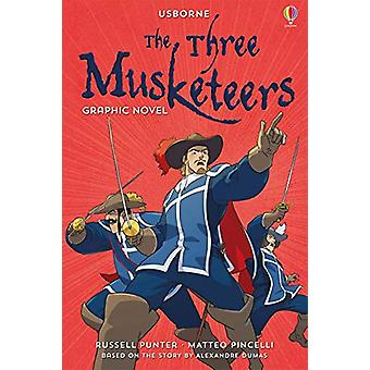 The Three Musketeers Graphic Novel by Russell Punter - 9781474938112