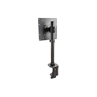 Mont de moniteur d'inclinaison réglable - Noir Compatible avec des écrans jusqu'à 106cm - Collection Workstream par Monoprice