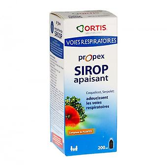 Ortis Propex Balsamic Syrup 150ml.