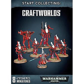 Commencez à collecter! Craftworlds, Warhammer 40 000, Atelier des Jeux