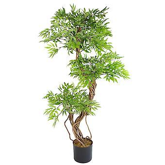 140cm Realistic Artificial Japanese Fruticosa Tree Ficus Tree