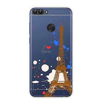 هال ل Huawei P الذكية 2018 باريس مرنة