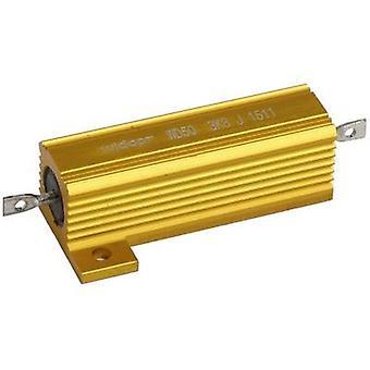 Widap 160090 Odporový drôt 100 Ω Zabalený 50 W 1 % 1 ks