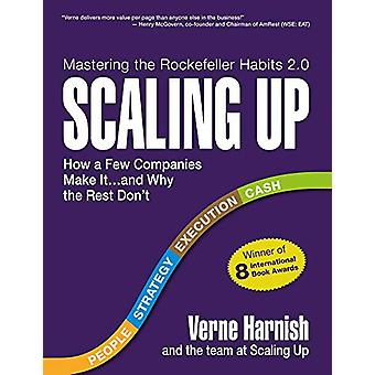 Scaling Up by Verne Harnish - 9780986019593 Book