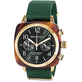 Briston Clubmaster Classic Quartz Mens Watch 15140.PYA.T.10.NBG