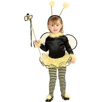 Beautiful Bee Toddler Costume
